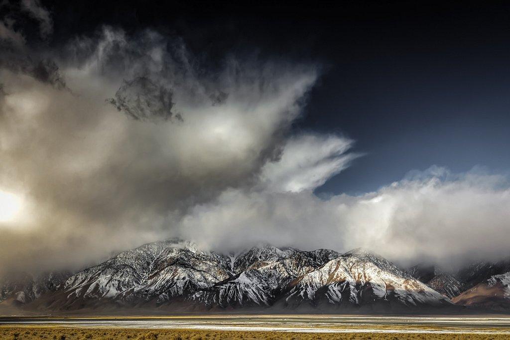 Stormy Sierra