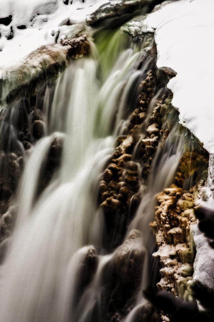 Lower Falls, Grand Canyon of Yellowstone
